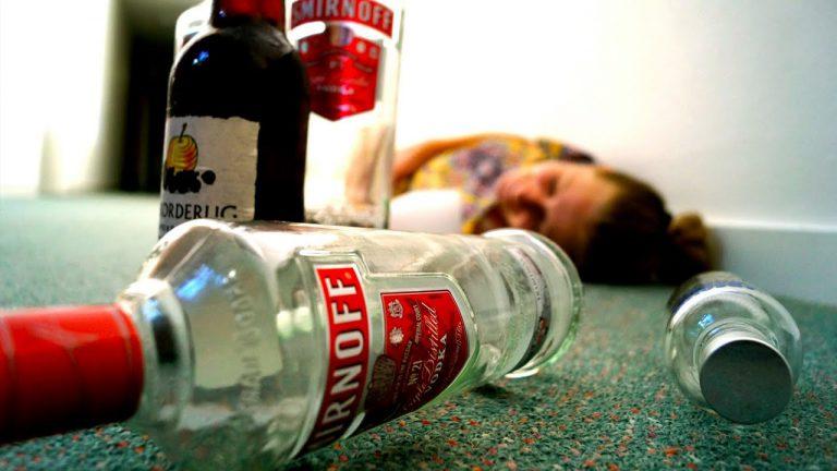 Сильная алкогольная интоксикация что делать в домашних условиях 435