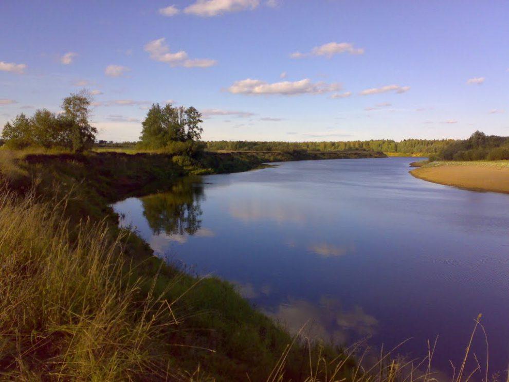 Картинки чепцы реки